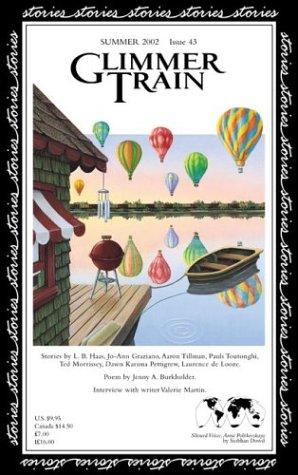 Glimmer Train Stories #43, Summer 2002: L.B. Haas; Jo-Ann