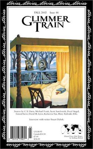 Glimmer Train Stories, #44: C.V. Davis, Michael