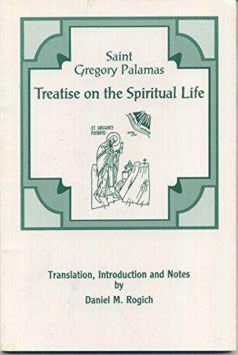 9781880971055: St. Gregory Palamas: Treatise on the Spiritual Life
