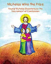 Nicholas Wins the Prize: Young Nicholas Experiences the Sacrament of Confession: Helen Dalalakis