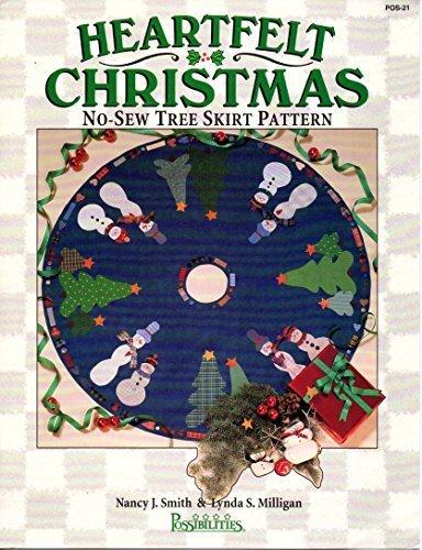 9781880972175: Heartfelt Christmas: No-Sew Tree Skirt Pattern