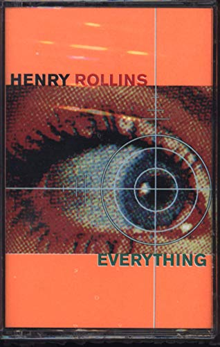 Everything Everything, Henry Rollins, New, 9781880985427 Next day dispatch from the UK (Mon-Fri). Please contact us with any queries.