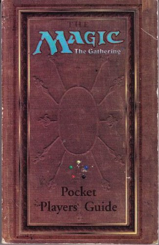 Magic: The Gathering Pocket Players Guide: Anonymous