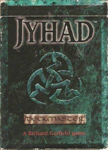Jihad: Deckmaster (A Richard Garfield Game): Richard Garfield