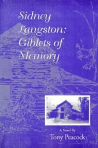 9781880994825: Sidney Langston : Giblets of Memory