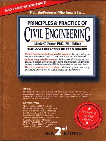 Principles and Practice of Civil Engineering : Midhat Hondzo; D.