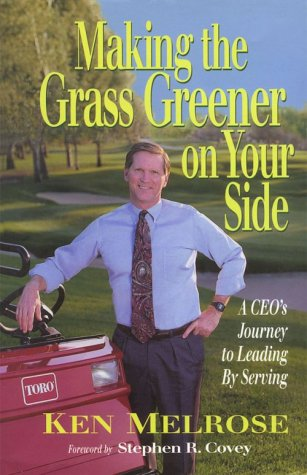 9781881052210: Making the Grass Greener on Your Side