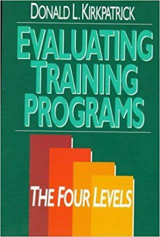 9781881052494: Evaluating Training Programs: The Four Levels