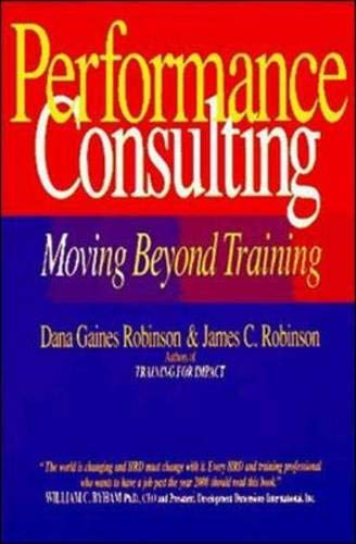 9781881052845: Performance Consulting