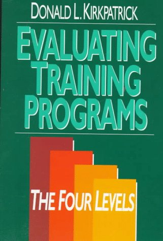 9781881052852: Evaluating Training Programs: The Four Levels