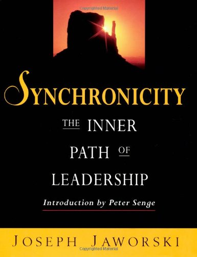 9781881052944: Synchronicity: The Inner Path of Leadership