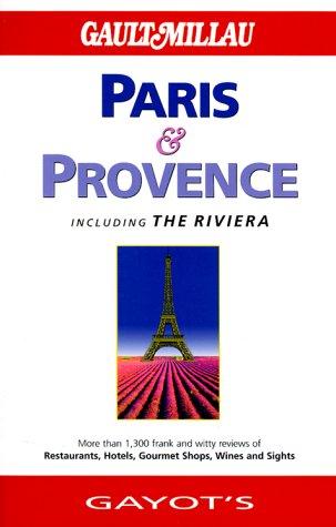 9781881066392: Paris and Provence (Gault Millau)