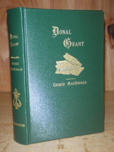 9781881084020: Donal Grant (George Macdonald Original Works)