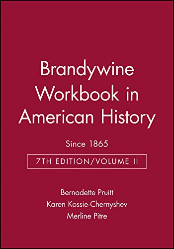 9781881089353: Workbook in American History, Vol. 2: Since 1865
