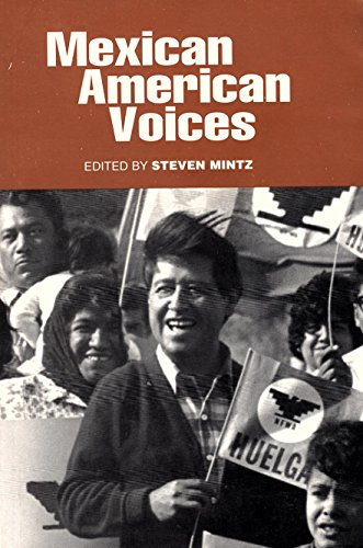 9781881089445: Mexican American Voices