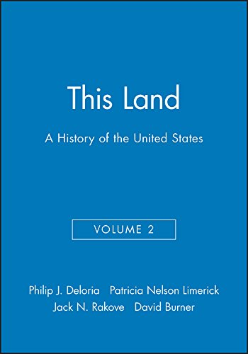 This Land: A History of the United: Philip J. DeLoria,
