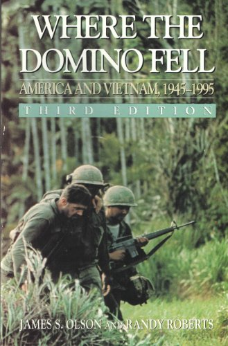 9781881089797: Where the Domino Fell: America and Vietnam 1945-1995
