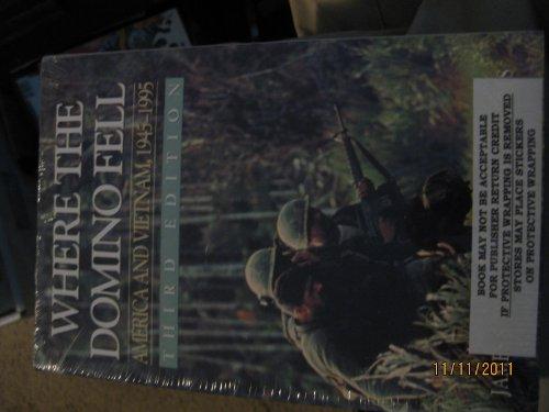 9781881089797: Where the Domino Fell: America and Vietnam 1945-1995