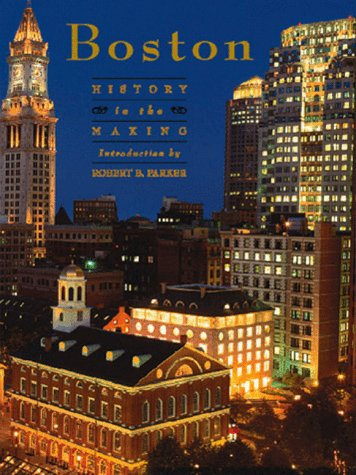 9781881096665: Boston: History in the Making (Urban Tapestry Series)