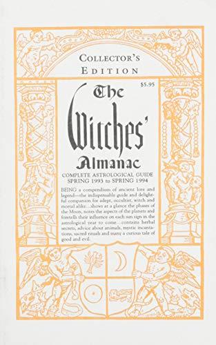 9781881098027: Witches' Almanac 1993