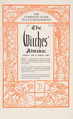 9781881098089: The Witches' Almanac: Spring 1999 - Spring 2000