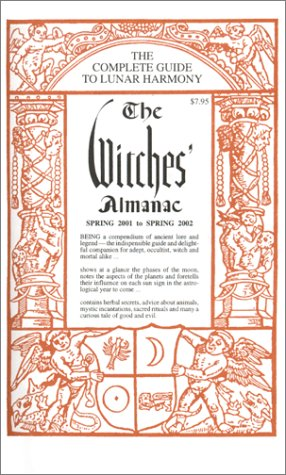 9781881098164: Witches' Almanac (Spring 2001 to Spring 2002)