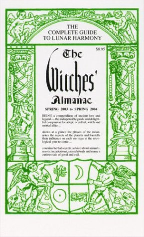 9781881098225: Witches' Almanac 2003 (Witches' Almanac: Complete Guide to Lunar Harmony)