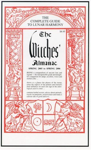 9781881098317: The Witches' Almanac: Spring 2005 to Spring 2006 (Witches' Almanac)