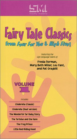 9781881133124: Fairy Tale Classics in American Sign Language Vol. 1 [VHS]