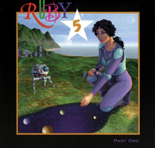 9781881137511: Ruby 5: The Land of Zoots Pt. 1