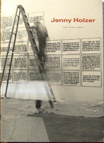9781881138006: Jenny Holzer (Living Series)