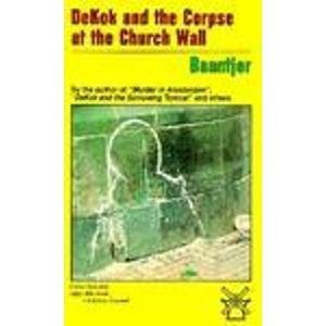 9781881164104: Dekok and the Corpse at the Church Wall (DeKok Mystery)