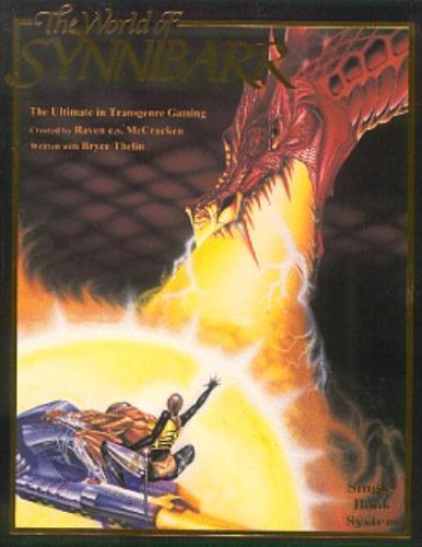 The World Of Synnibarr: McCracken, Raven c.s.