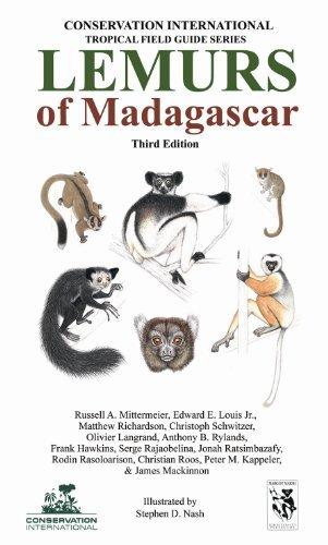 9781881173885: Lemurs of Madagascar (Tropical Field Guides)