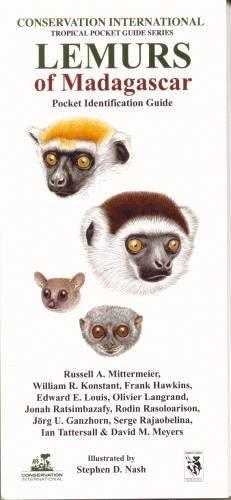 9781881173991: Lemurs of Madagascar, Pocket Identification Guide (Tropical Pocket Guide Series)