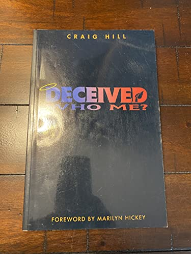 9781881189008: Deceived, Who Me?