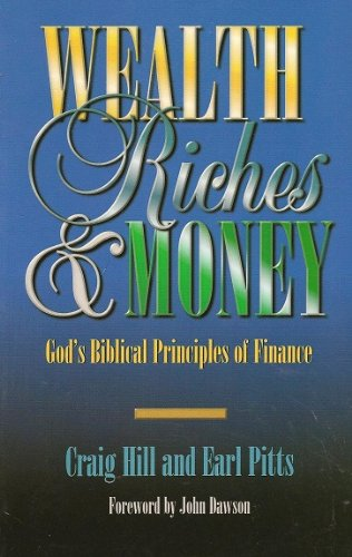 9781881189077: Wealth, Riches and Money