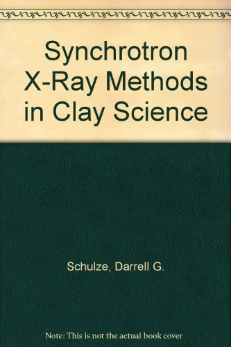9781881208099: Synchrotron X-Ray Methods in Clay Science