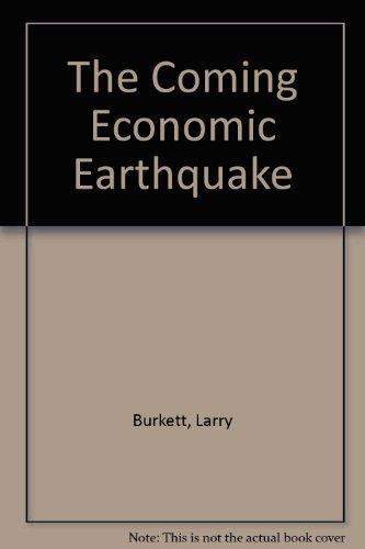 9781881215394: The Coming Economic Earthquake