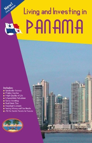 9781881233121: Living and Investing in Panama