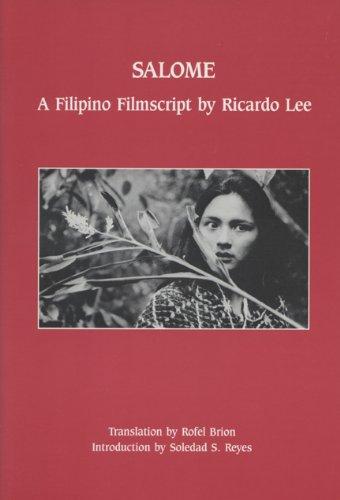 9781881261063: Salome: A Filipino Filmscript