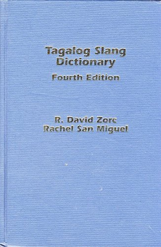 9781881265955: Tagalog Slang Dictionary