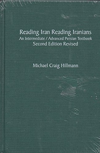 9781881265962: Reading Iran Reading Iranians, Second Edition Revised