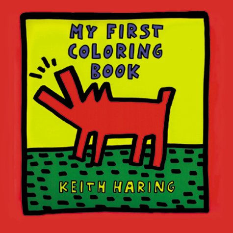 9781881270614: My First Coloring Book