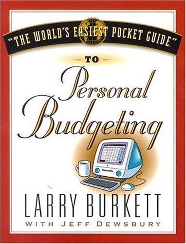 The World's Easiest Pocket Guide to Personal: Burkett, Larry, Dewsbury,