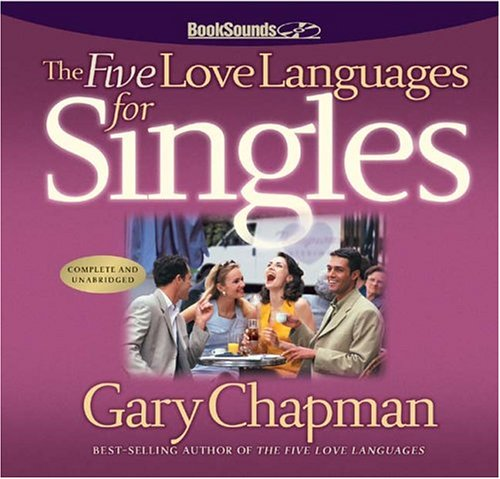 9781881273523: The Five Love Languages for Singles