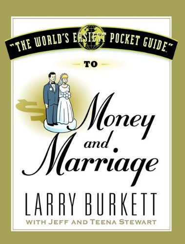 9781881273530: The World's Easiest Pocket Guide to Money and Marriage