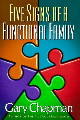 9781881273639: Five Signs of a Functional Family