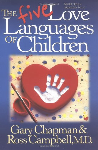 9781881273653: The Five Love Languages of Children