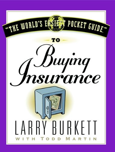 The World's Easiest Pocket Guide to Buying: Burkett, Larry, Martin,